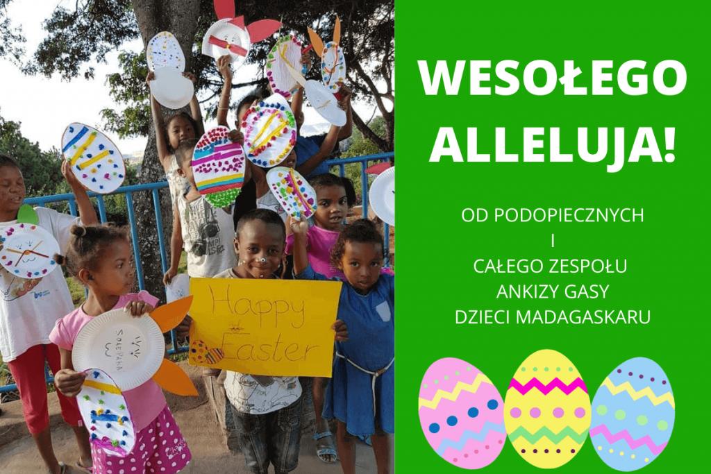 Życzenia Wielkanocne z Madagaskaru