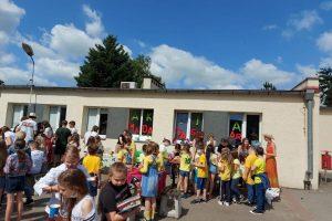 Akcja Madagaskar w szkole w Krzesinach